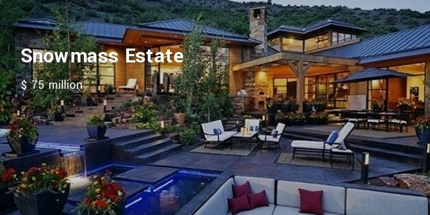 snowmass estate