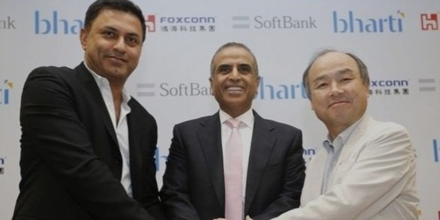 softbank group operations