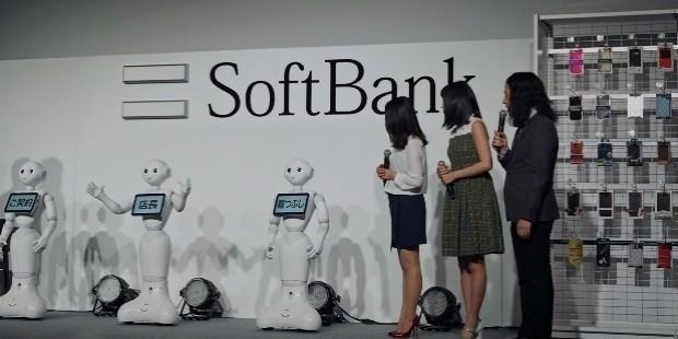 softbank history