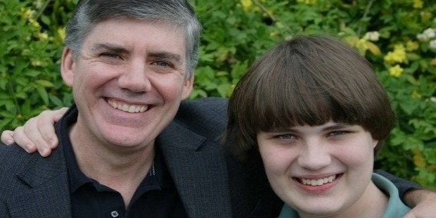 son father rick riordan