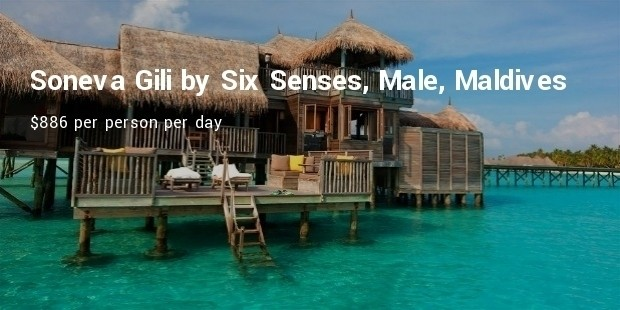 soneva gili by six senses,male, maldives