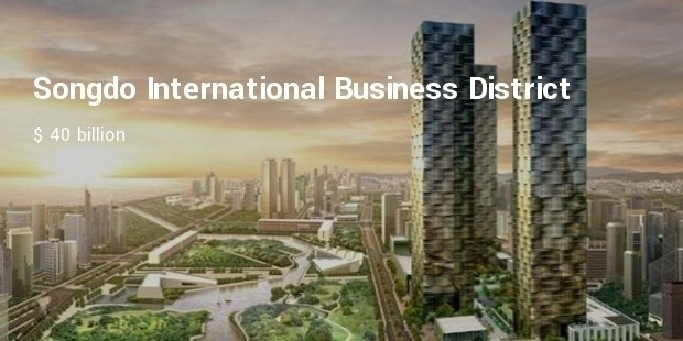 songdo international business district