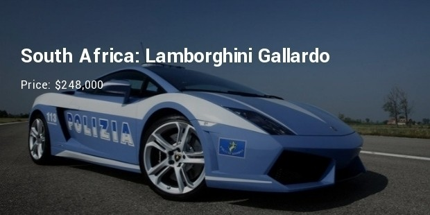 south africa lamborghini gallardo