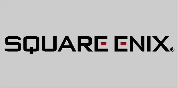 square enix logo white