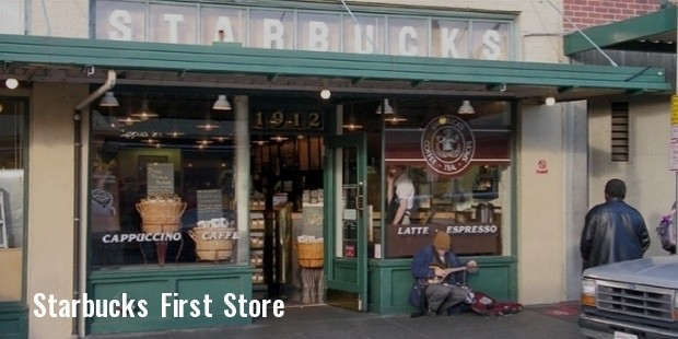 starbucks first store