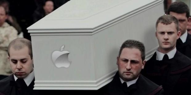 steve jobs funeral