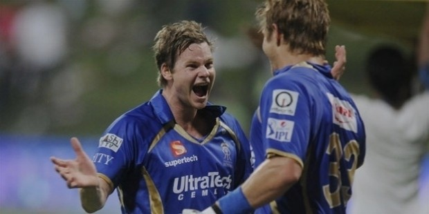 steve smith for rajasthan royals