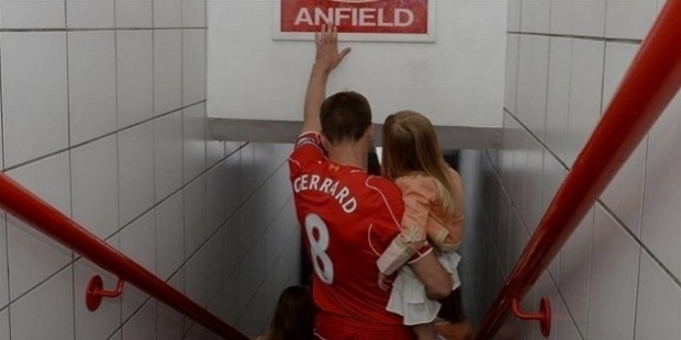 steven gerrard retirement