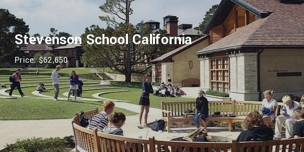 stevenson school california