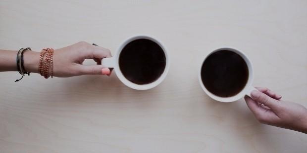 Stick to a Coffee Date