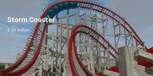 storm coaster
