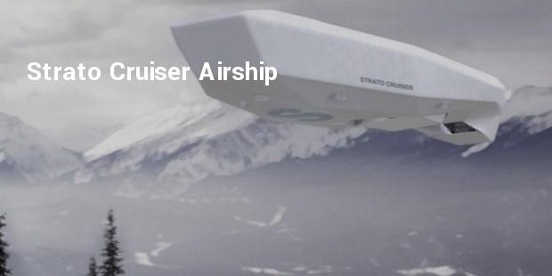 strato cruiser airship