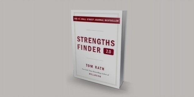 strengths finder 2 book