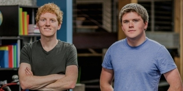 stripe founders collison brothers