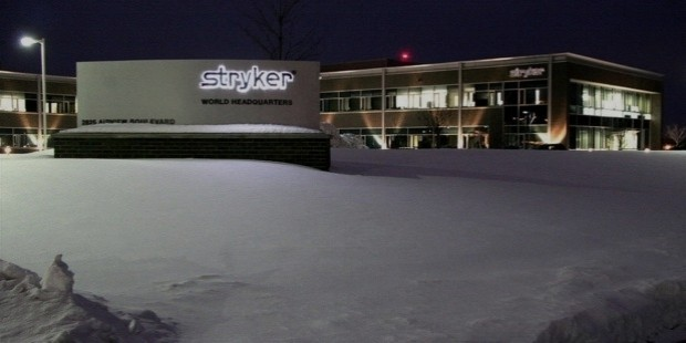 stryker corporation history