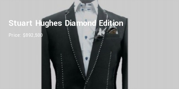 stuart hughes diamond edition