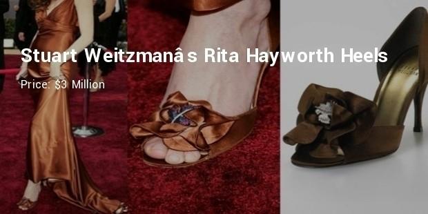 stuart weitzman's rita hayworth heels