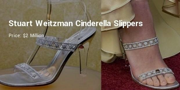 stuart weitzman cinderella slippers