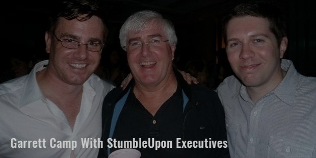 stumbleupon executives