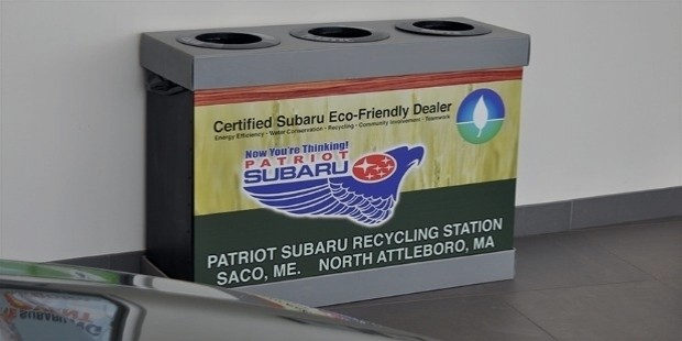 subaru csr recycling