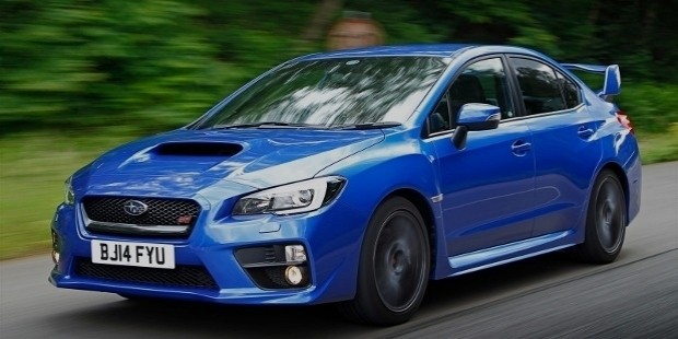 subaru review