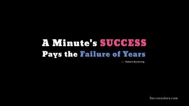 success pays the failure