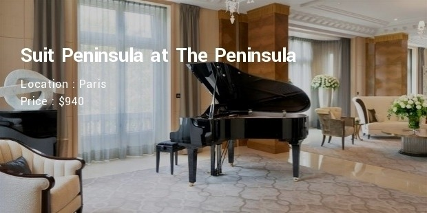 suit peninsula at the peninsula