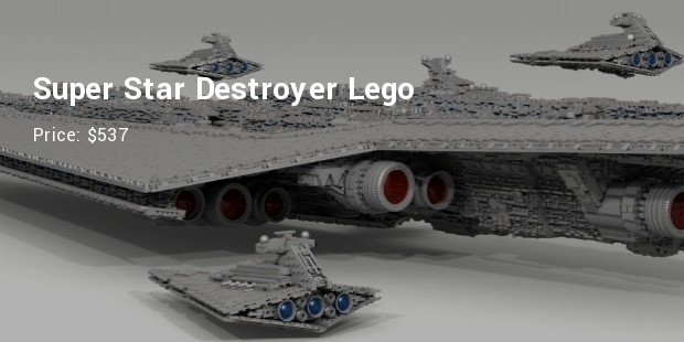 super star destroyer lego