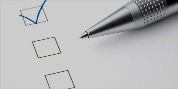survey checklist