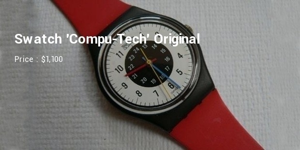 Swatch Compu-Tech