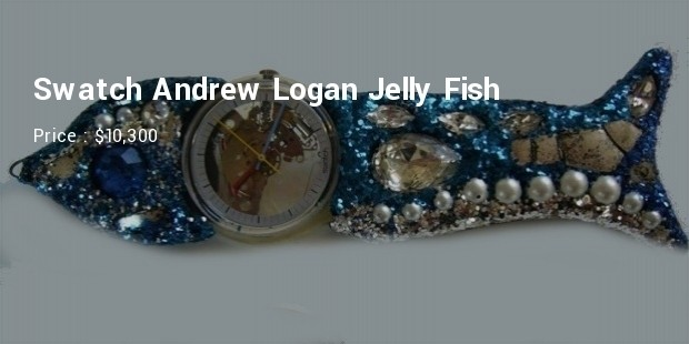 Swatch Andrew Logan Jelly Fish