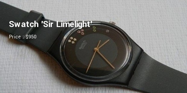 Swatch Sir Limelight