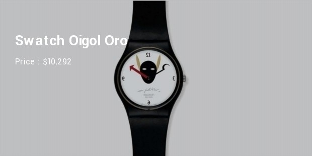 Swatch Oigol Oro