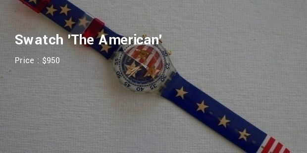 Swatch The American