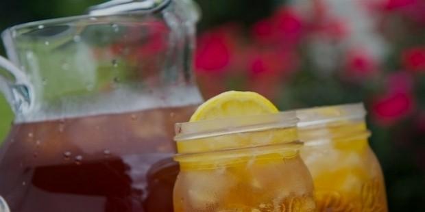 sweetened iced tea