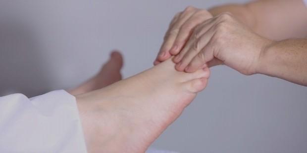 take a massage