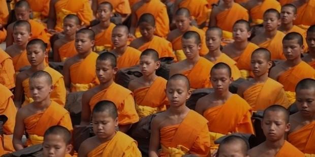 take a meditation class