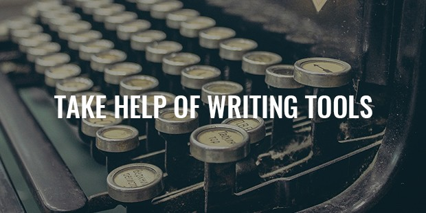 Use writing tools