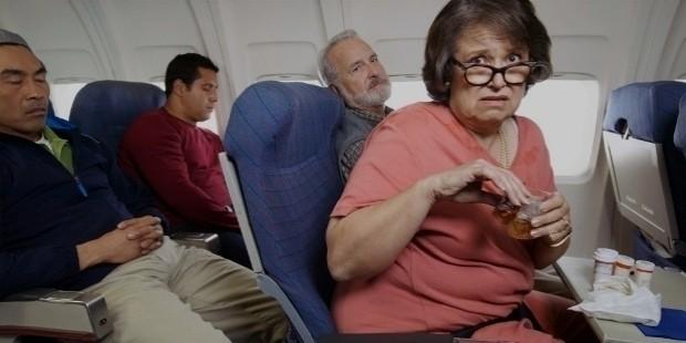 take medicines on plane