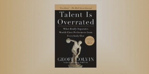 talent is overrated book