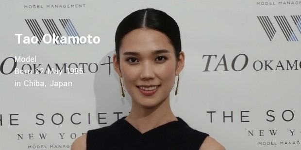 TOP 10 Famous Asian Fashion Models: Japanese,