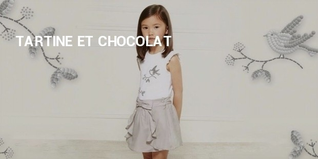 tartine et chocolat kids