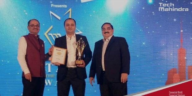 tech mahindra awards