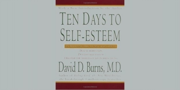 ten days to self esteem by david burns