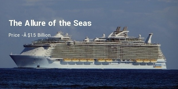 the allure of the seas