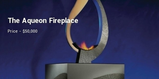 the aqueon fireplace