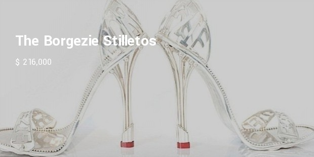 the borgezie stilletos