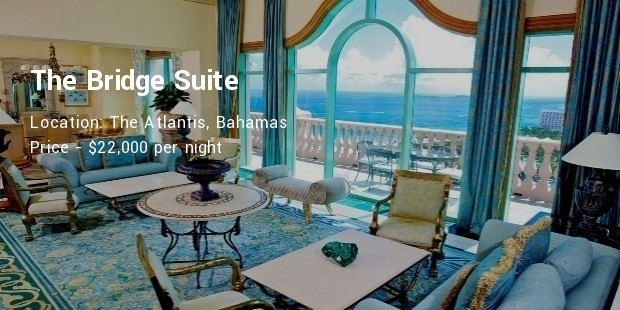 10 Most Expensive Hotel Rooms In The World Successstory