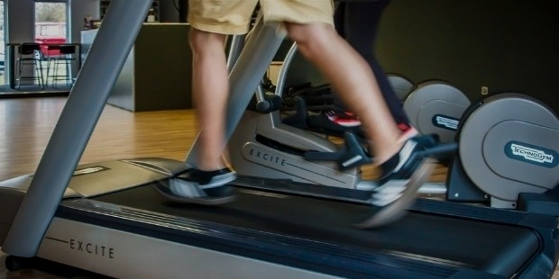 the cardio fitness