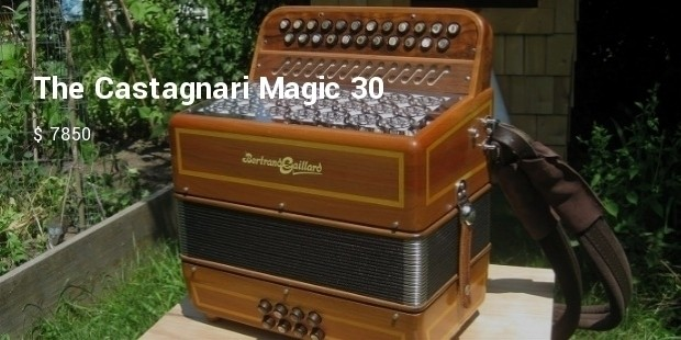 the castagnari magic 3o